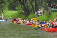 LXXI Międzynarodowy Spływ Kajakowy na Dunajcu 7-10.06.2012