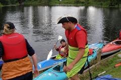 Międzynarodowy Spływ Kajakowy na Mazurach 2007