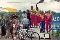 Mistrostwa Polski w Maratonie Kajakowym 99