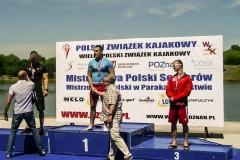 Mistrzostwach Polski Seniorów 2015