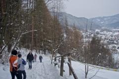 obóz zimowy Krościenko 2012