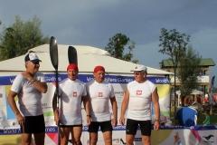 Tadeusz Rek - World Masters Games Turyn 2013