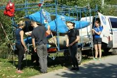 Mistrzostwa Polski w Sprincie i Zjeździe Kajakowym 23-25. 09. 2011