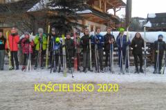 Obóz zimowy 2020
