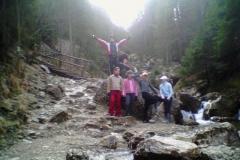 Obóz zimowy Krościenko 2007