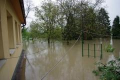 Powódż 18.05.2010-Fala kulminacyjna