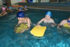 """Projekt powszechnej nauki pływania """"Umiem pływać"""" 2014"""