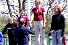 Regaty kajakowe Otwarcia sezonu kkw29 2005